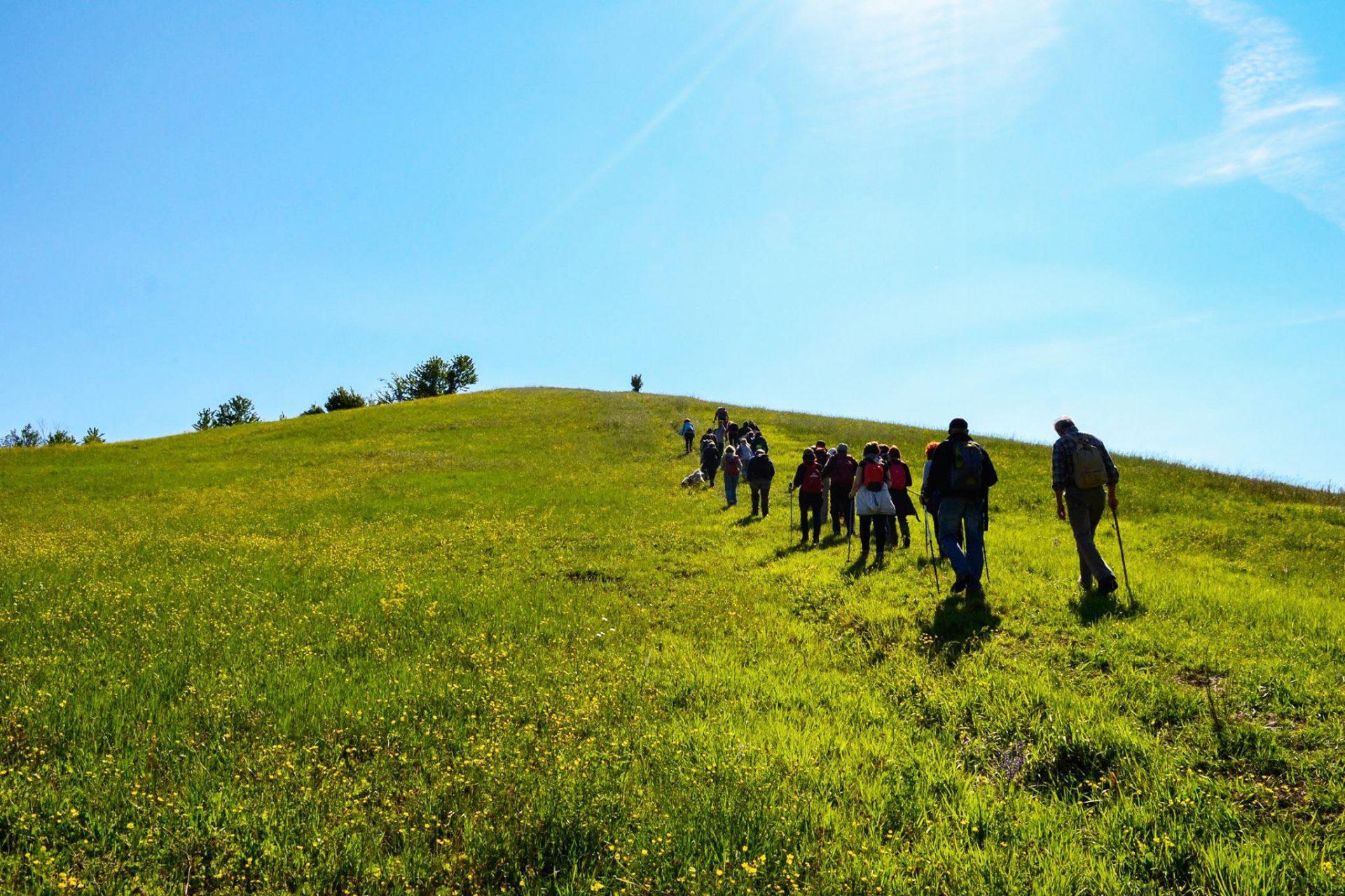 Percorsi e mappe interattive per un turismo slow e sostenibile. <br>Tutti i cammini in Emilia-Romagna