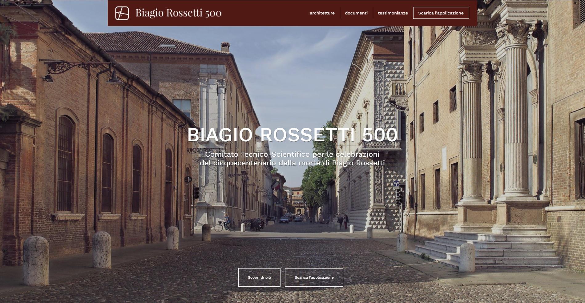 Biagio Rossetti 500