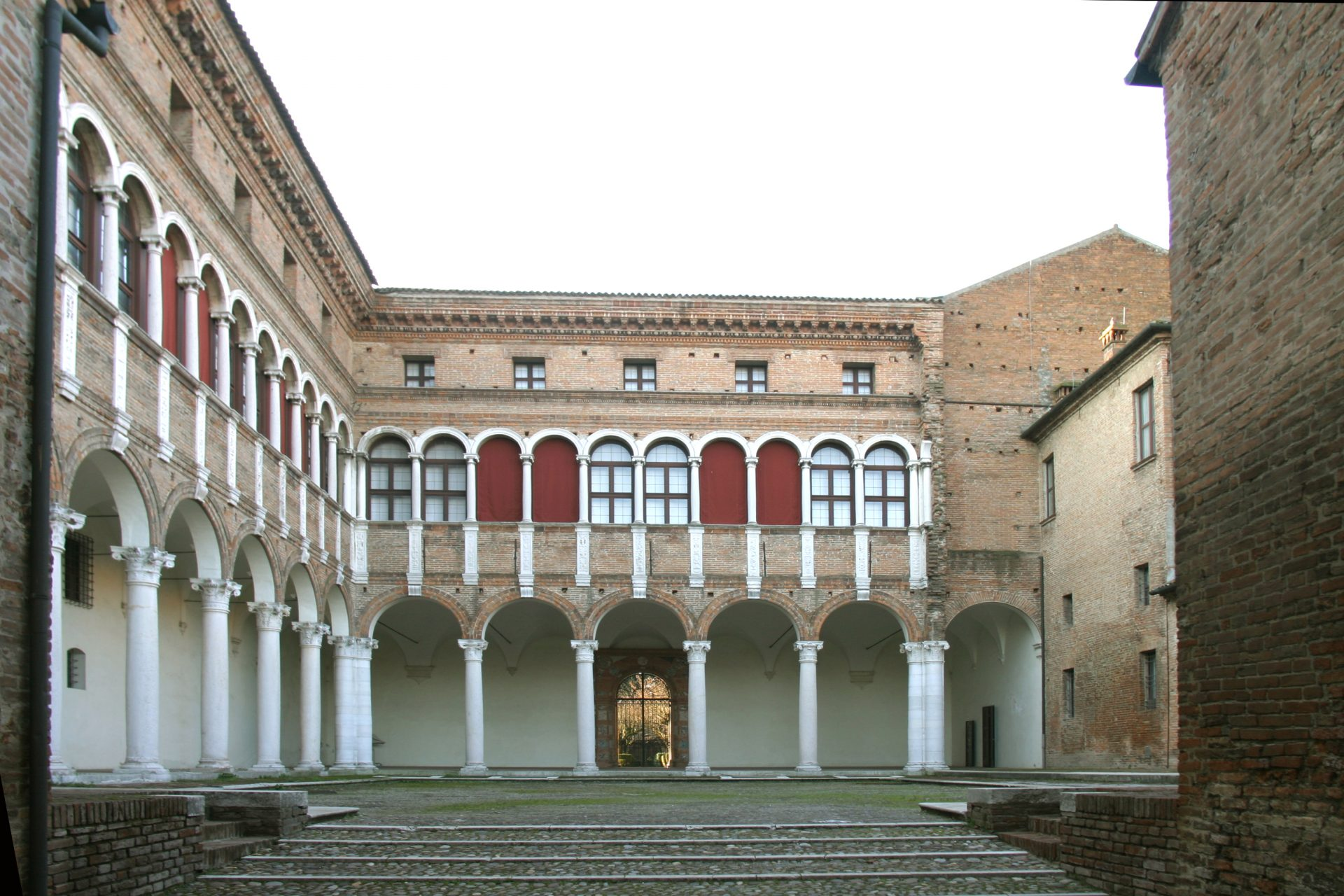 Il Museo Archeologico Nazionale di Ferrara