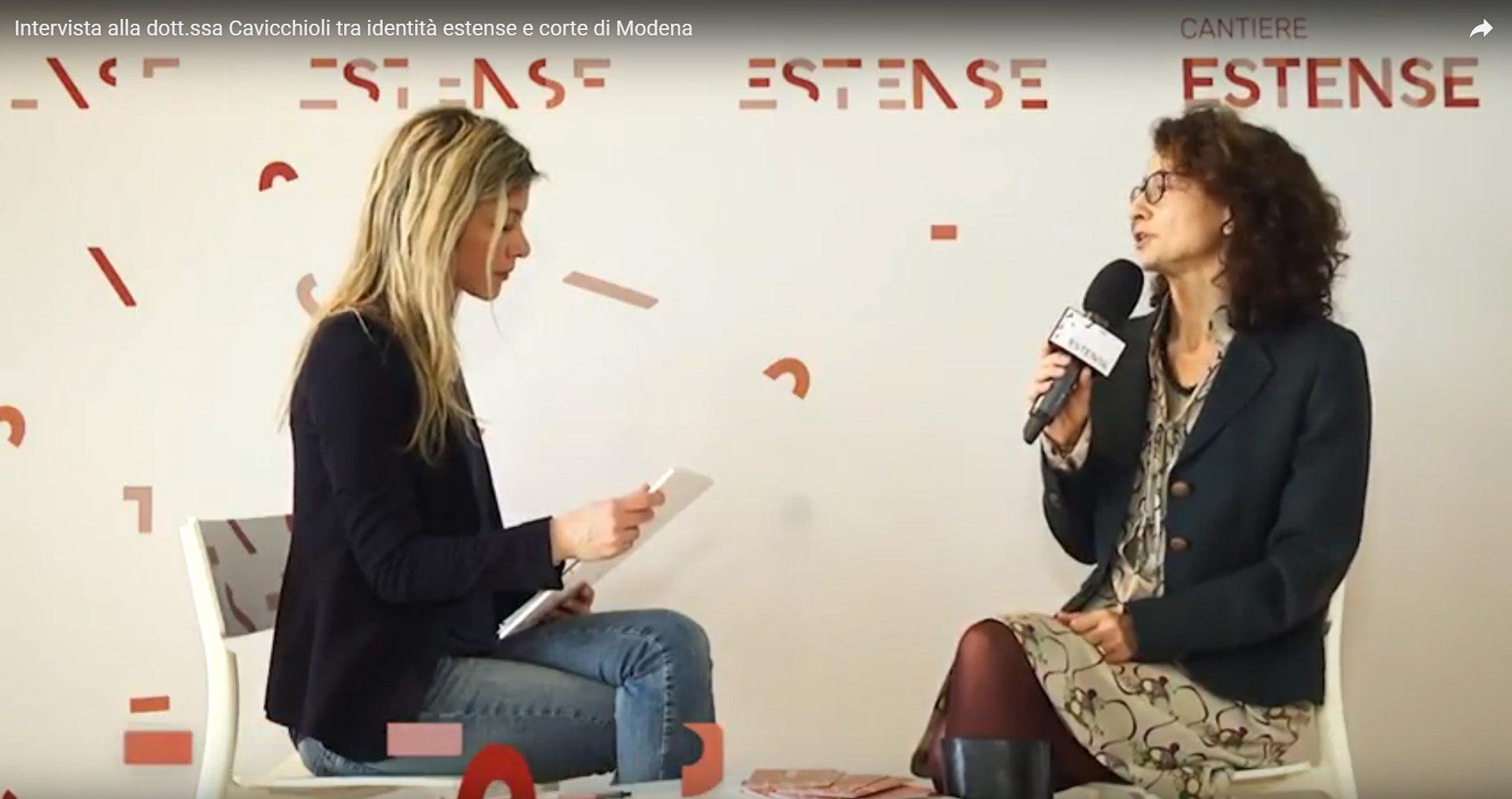 Esiste un'identità estense? <br>L'intervista a Sonia Cavicchioli, docente Unibo