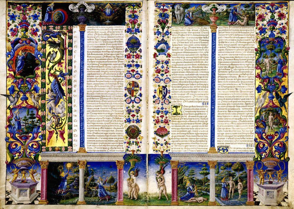 La Bibbia di Borso d'Este. <br>Il manoscritto miniato più prezioso d'Italia