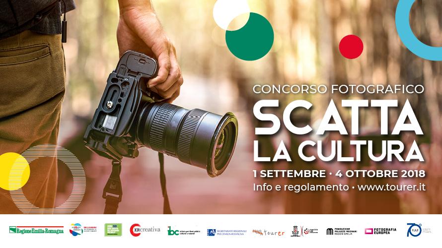 """""""Scatta la cultura"""". <br> Il concorso fotografico per raccontare i beni architettonici dell'Emilia-Romagna"""
