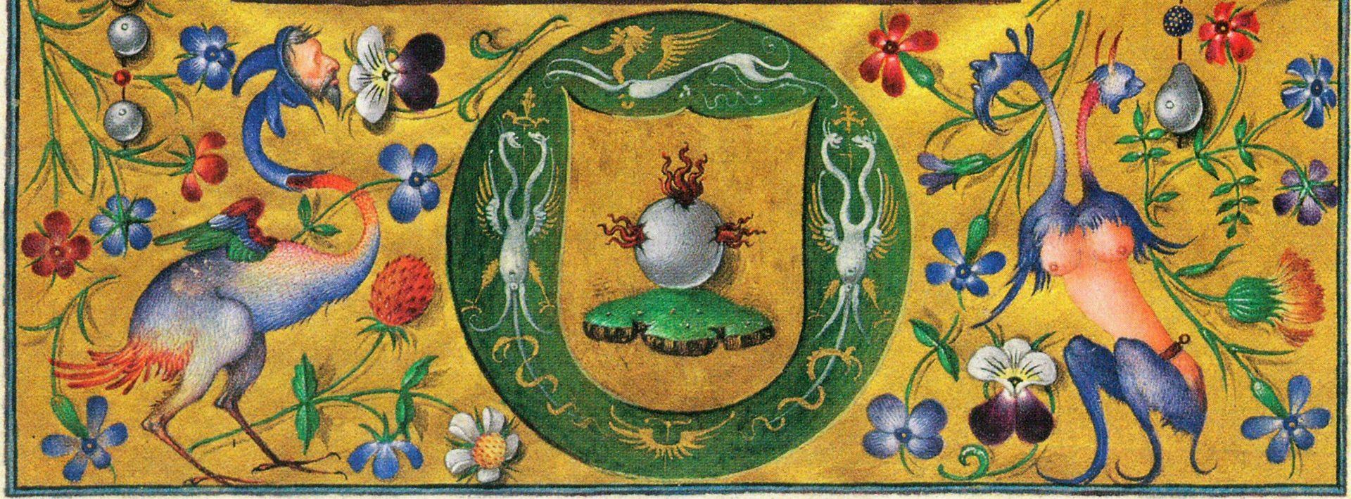 L'Offiziolo Alfonsino: il codice miniato del Duca