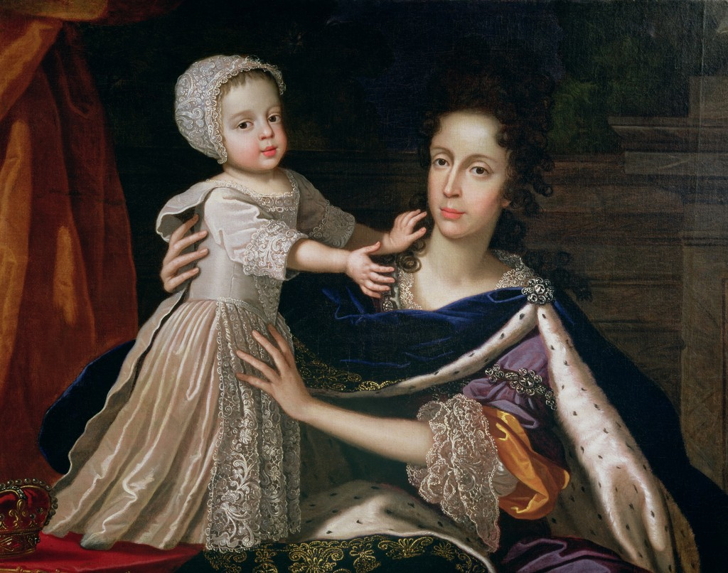 Donne di Casa d'Este. Maria Beatrice d'Este che fu Regina