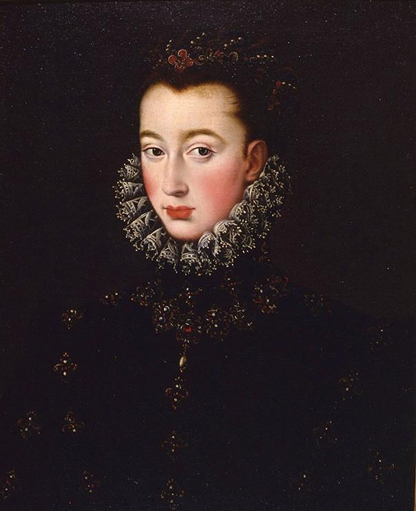 Donne di Casa d'Este. Lucrezia d'Este: la bella di Ferrara, ingiuriata ad Urbino
