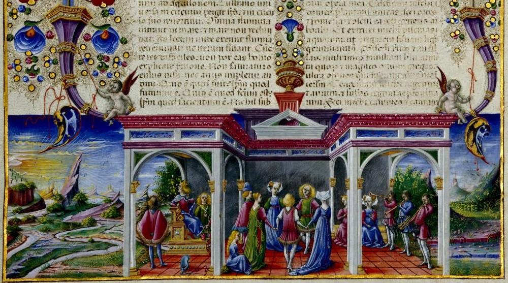 Doppio appuntamento e grandi novità alle Gallerie Estensi. La Bibbia di Borso e la musa Polimnia tornano a Ferrara