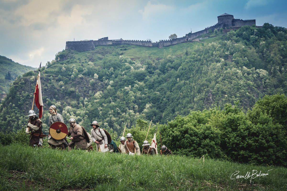 Fortezza di Verrucole Archeopark. Rivivere la vita al castello nel XIII secolo, tra mestieri, rievocazioni storiche e prove pratiche