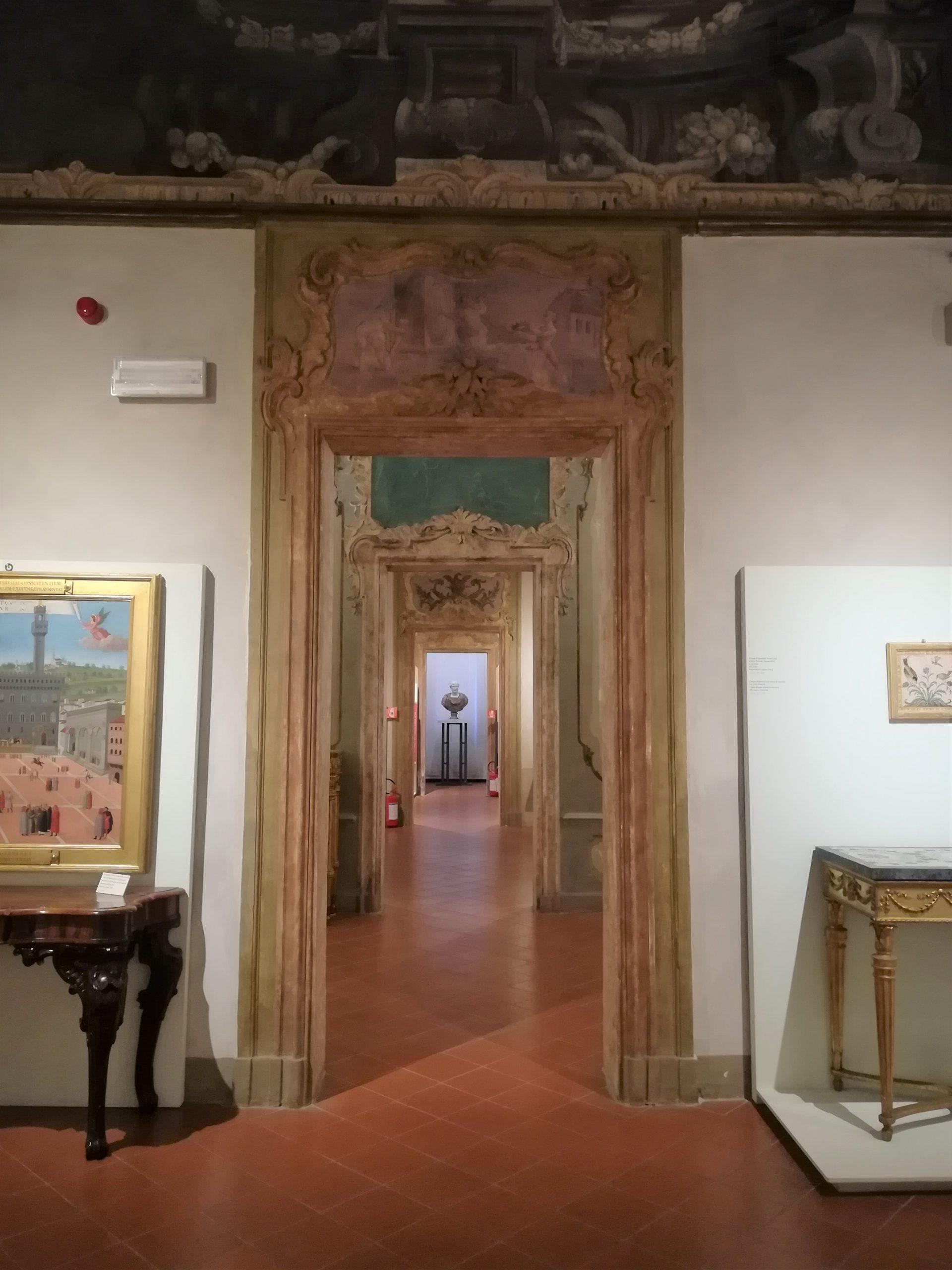 Palazzo Bonacossi, l'edificio dall'anima estense oggi sede della direzione dei Musei di Arte Antica, della Fototeca e della Biblioteca d'arte