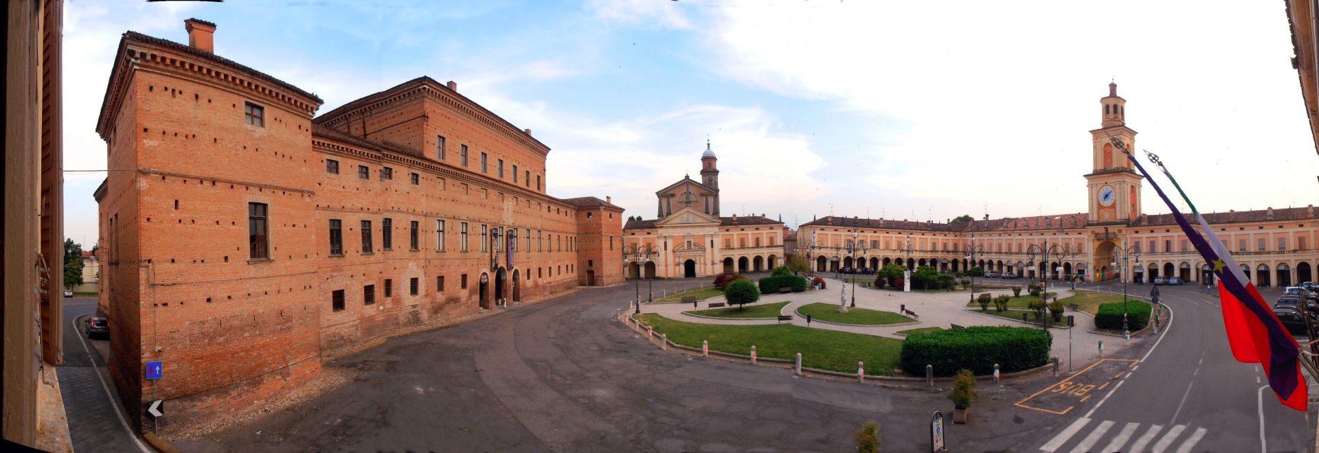Dentro Palazzo Bentivoglio e ai suoi due Musei: Antonio Ligabue e Donazione Tirelli - Trappetti