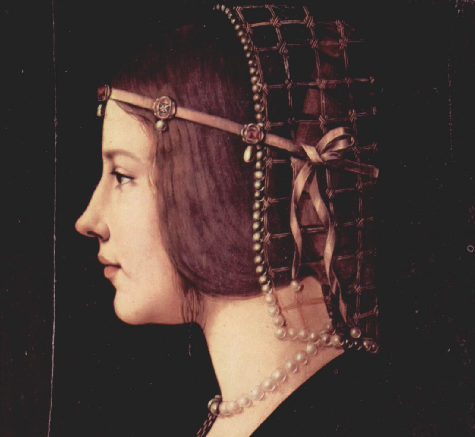 Donne di Casa d'Este. Beatrice d'Este, che vinse la rivale