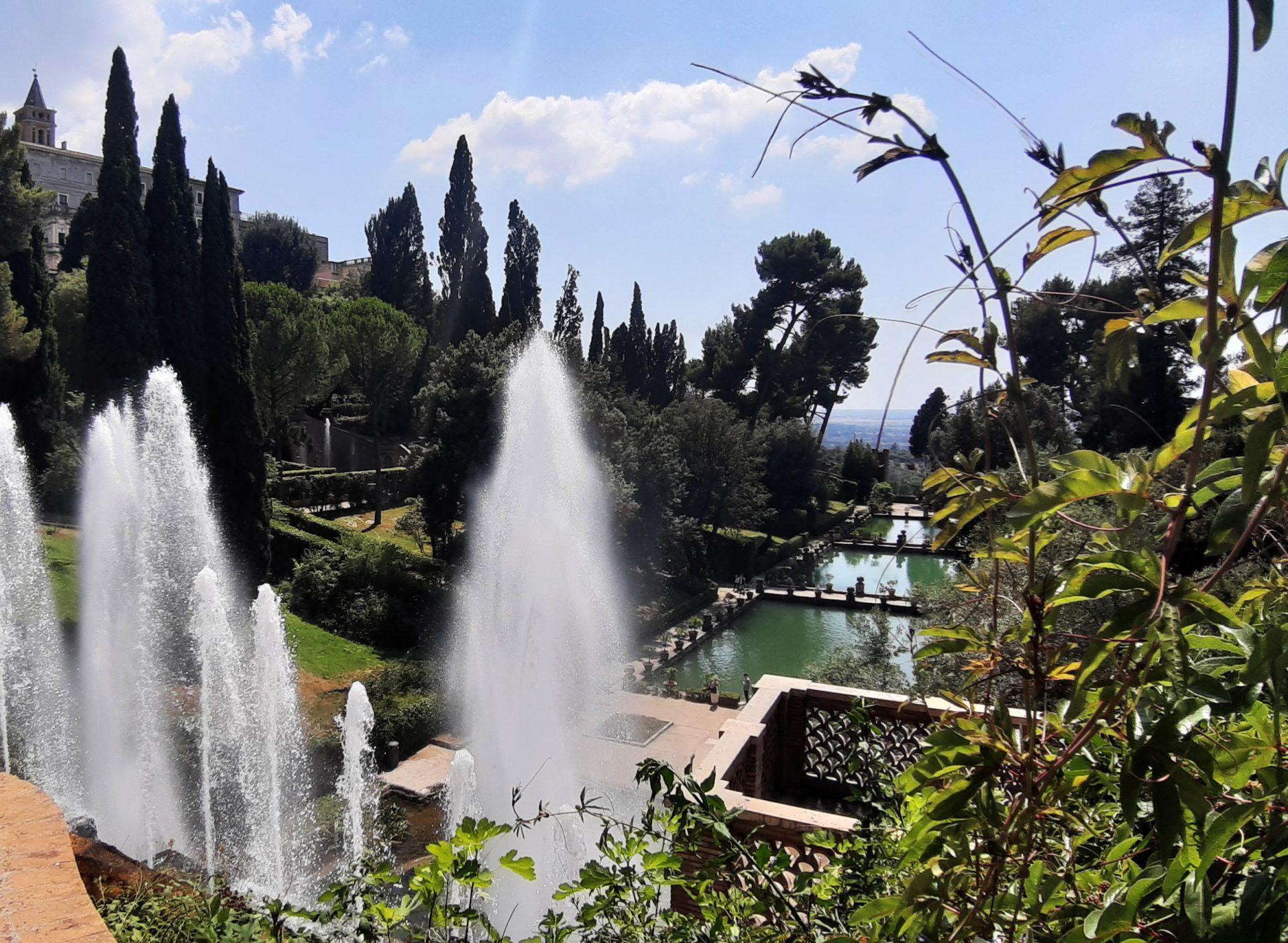 #eccellenzeestensi oltre il Ducato Estense: Villa d'Este a Tivoli