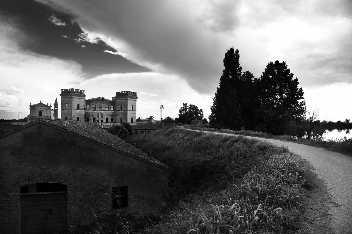 #TerredelDelta. Castello di Mesola, il sogno dell'ultimo Duca di Ferrara