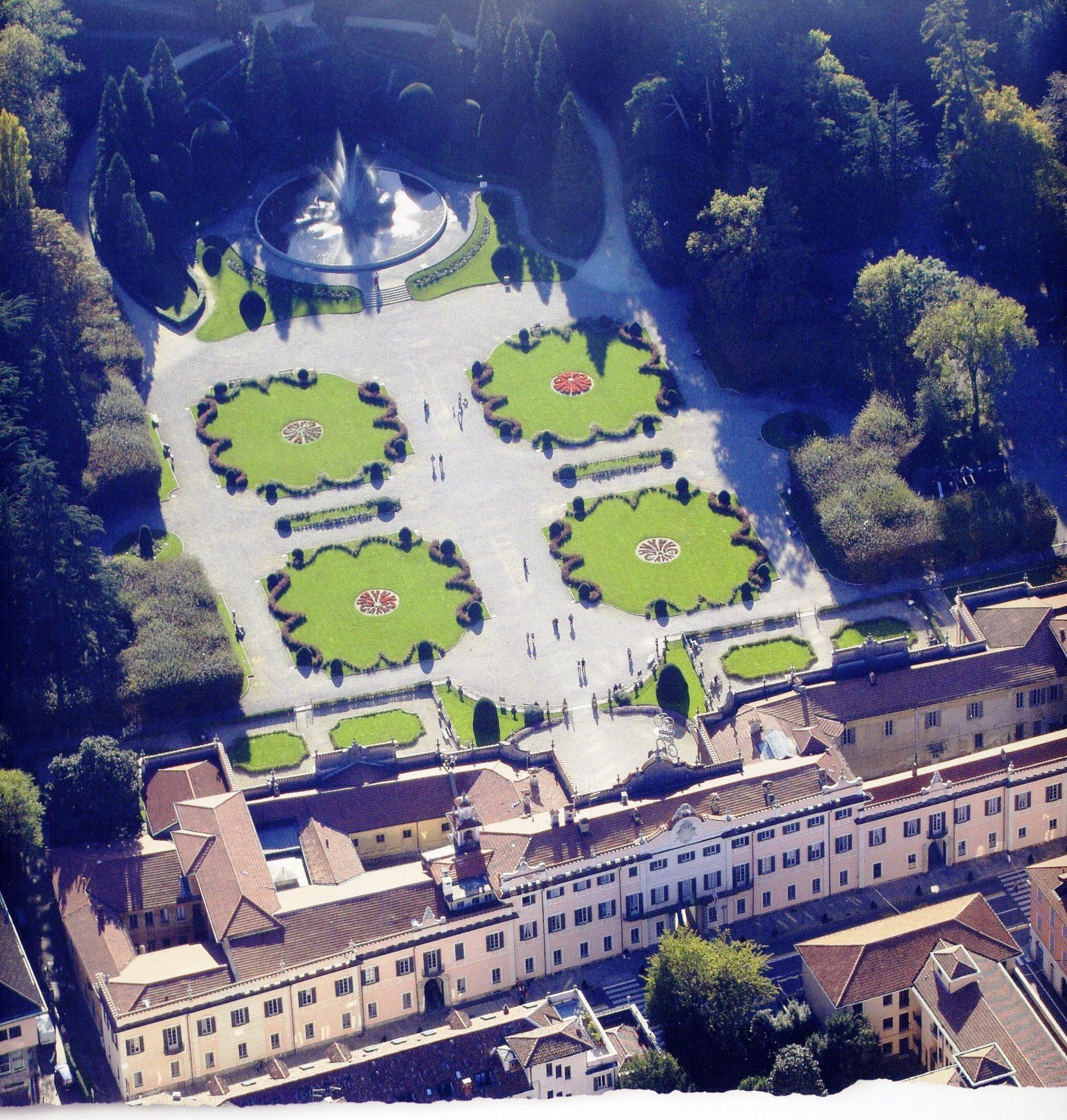#eccellenzeestensi oltre il Ducato Estense: Palazzo Estense di Varese