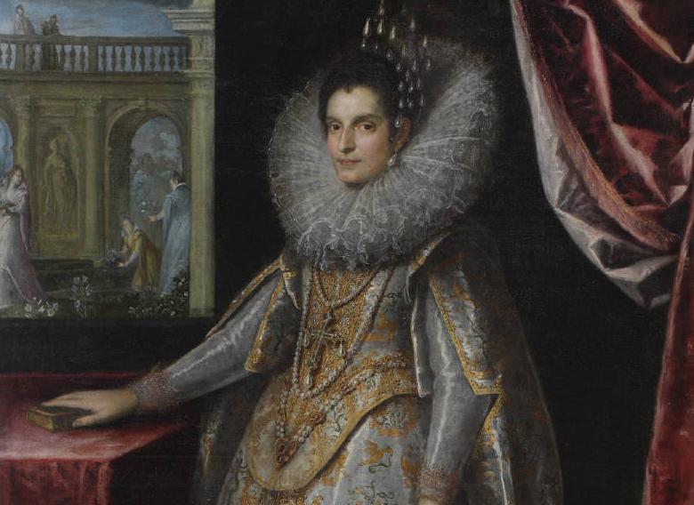Donne di Casa d'Este. Laura d'Este Pico: otto figlie femmine e decine di esorcismi