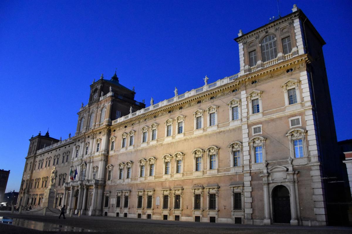 #PalazziDucali. Palazzo Ducale di Modena: simbolo di potere dopo la Devoluzione