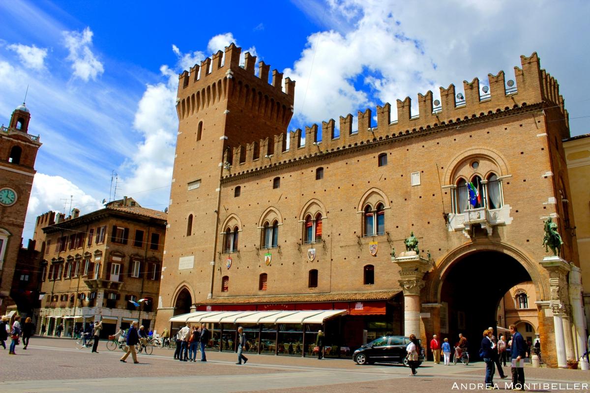 #PalazziDucali. Il Palazzo Ducale di Ferrara: da Corte Vecchia a palazzo Municipale
