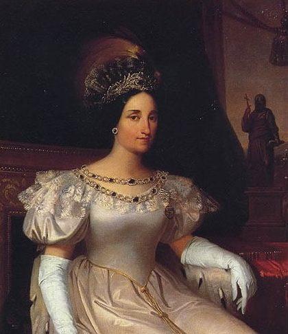 Donne di Casa d'Este. Maria Beatrice Vittoria: grande per regio sangue