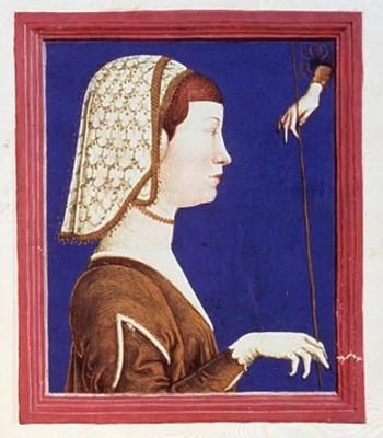 Donne di Casa d'Este. Eleonora d'Aragona: le fatiche di chi ha marito e Stato