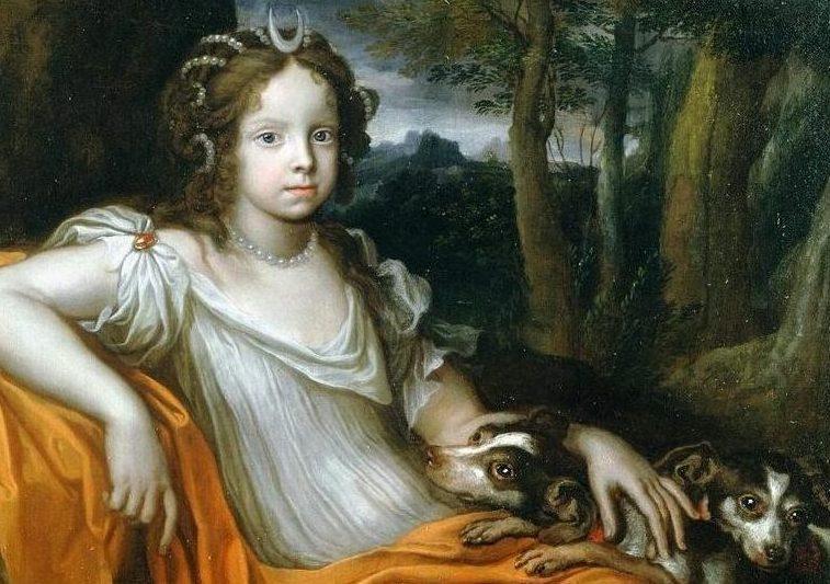 Donne di Casa d'Este. Carlotta Felicita: sposa del cardinale, madre dell'erede