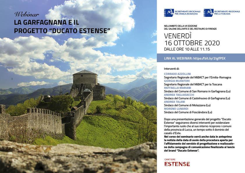 """La Garfagnana e il progetto """"Ducato Estense"""""""