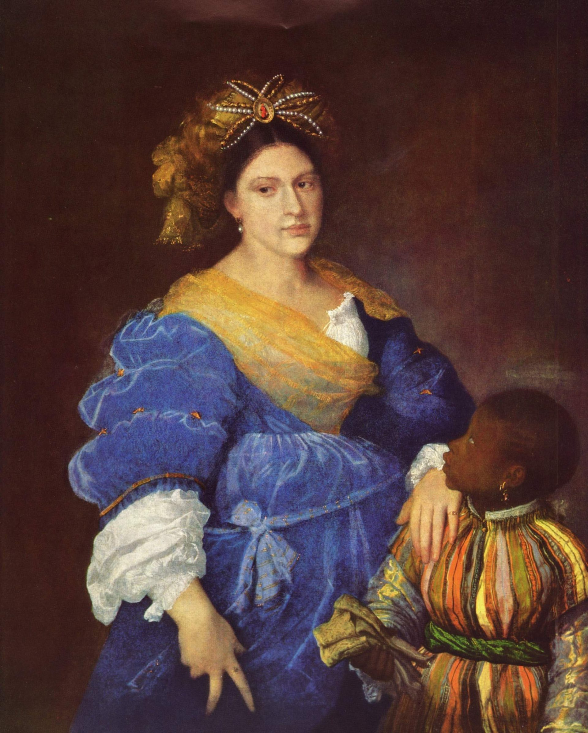 Donne di Casa d'Este. Laura Dianti: fu moglie o restò compagna?