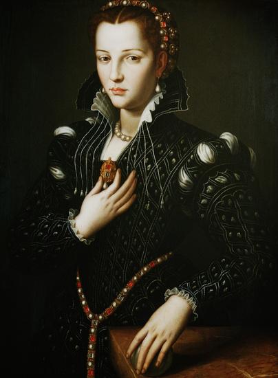 Donne di Casa d'Este. Lucrezia de' Medici: tutti i sorrisi cessarono insieme.